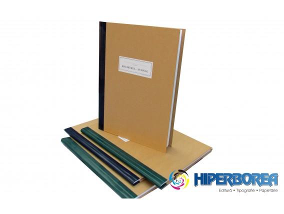 Registru jurnal – copertă tare