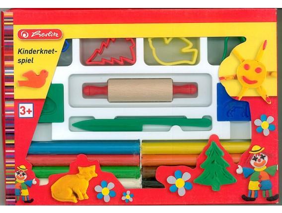 Kinderknet-spiel, Plastilina