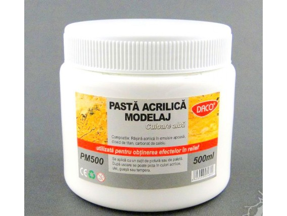 Pasta acrilica