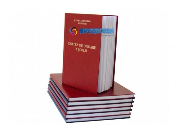 Cartea de onoare a şcolii