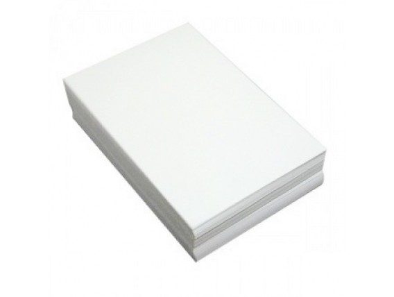 Carton dublu cretat 90g 50x70cm Mat