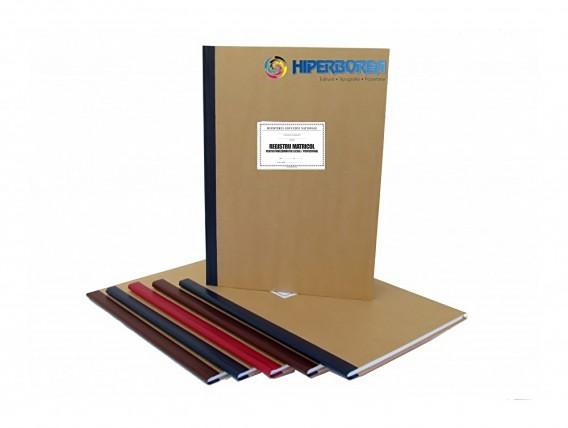 Registru matricol liceal/profesional, coperta carton gros-hartie