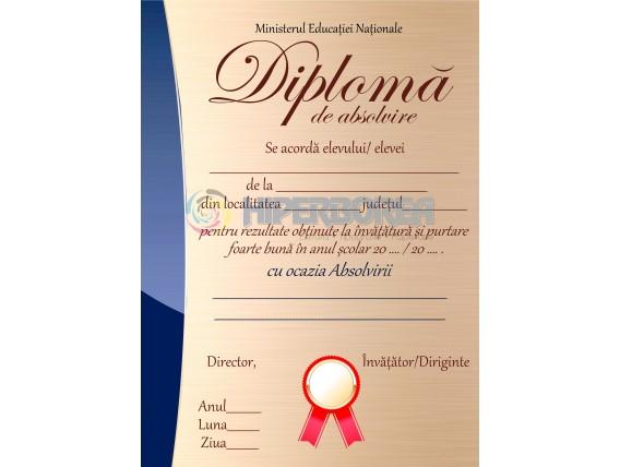 A_23 Diploma de absolvire