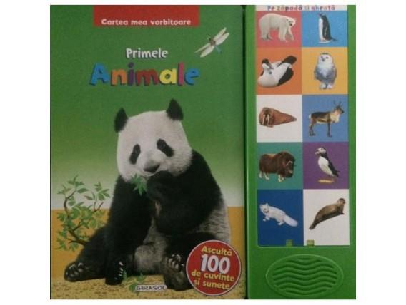 Cartea Mea Vorbitoare - Primele Animale