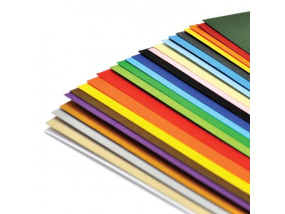 Carton Colorat A4