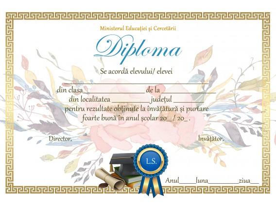 A_12  Diploma Premiu Primar