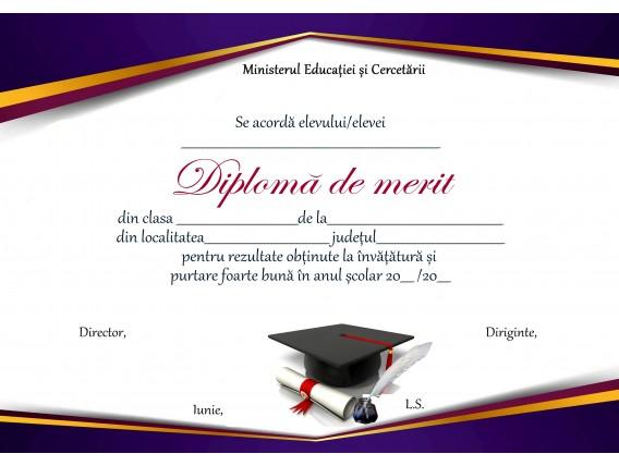 A_32 Diploma de merit