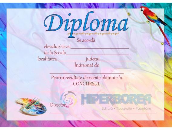 B_6 Diploma concurs