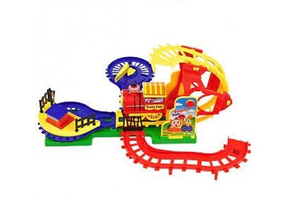 Jucarie  Electronica Trenulet