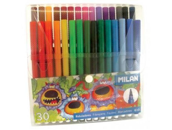Carioci Milan 30 culori