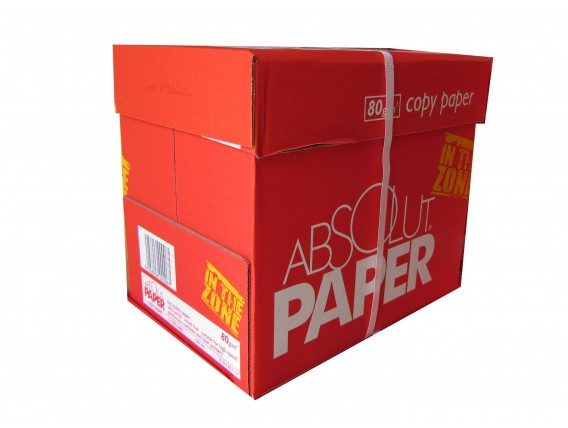 Hartie copiator Absolut Paper A4 - cutie