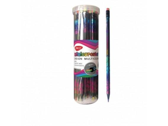 Creion multicolor