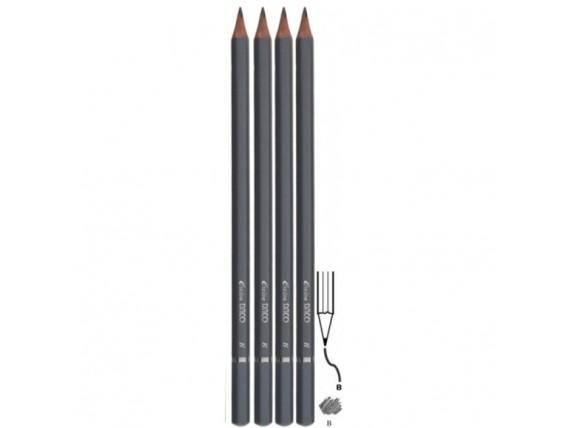 Creion negru B Daco