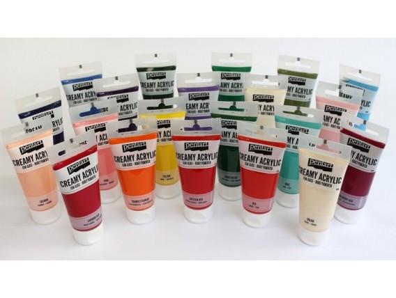 Culori acril 60ml Pentart