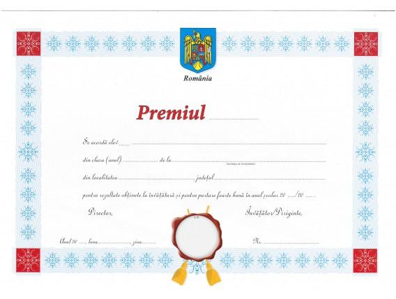 R_01 Diploma de acordare a premiului