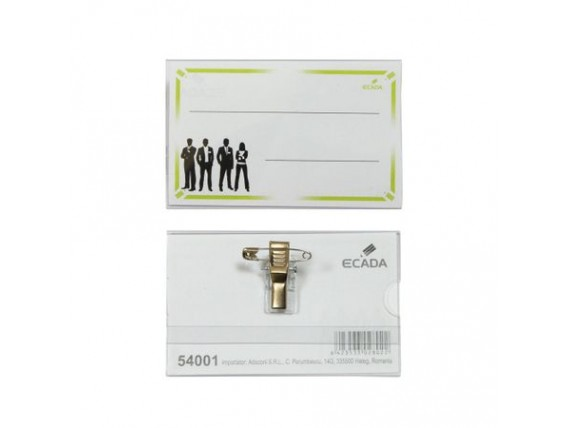 Ecuson clips Ecada