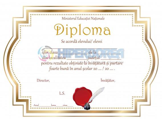 A_11 Diploma Premiu Primar