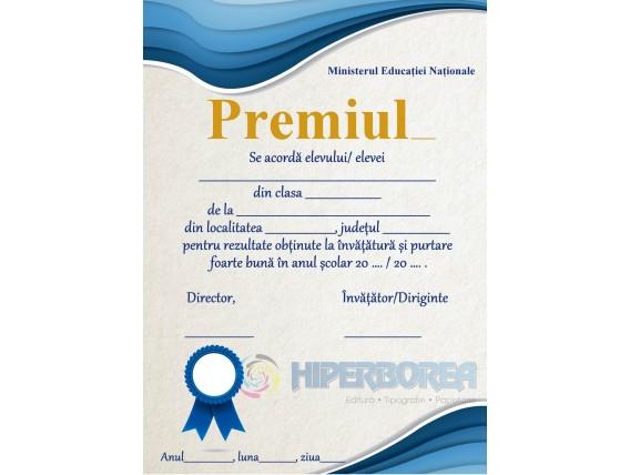 A_10 Diploma de acordare a premiului