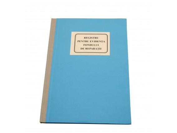 Registru pentru evidența fondului de reparații