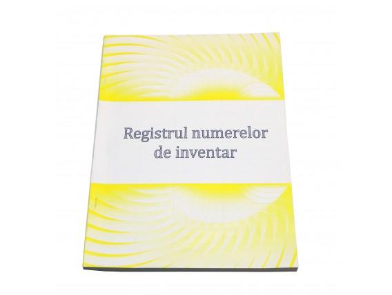Registru numerelor de inventar