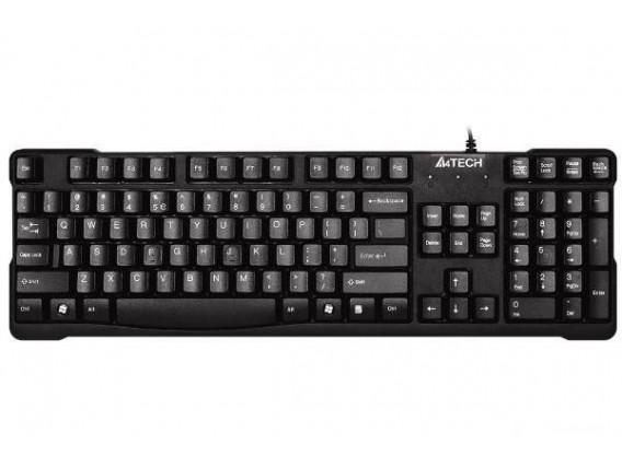 Tastatura A4Tech KR−750, Negru