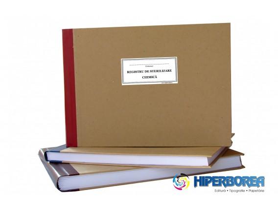 Registru sterilizare chimică