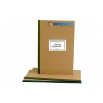 Catalog pregătitoare, coperta carton gros-hartie