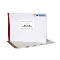 Registru pentru înscrierea copiilor în grădiniţe, coperta carton duplex