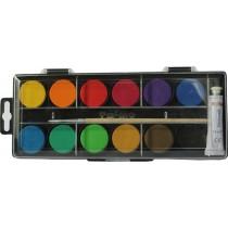 Acuarele Primo 12 culori