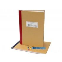 Registrul jurnal de  încasări şi plăţi (Pfa, Cabinet) - copertă tare