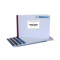 Registru matricol pentru învătământul primar, coperta carton duplex