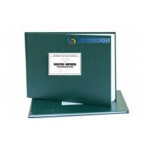 Registru matricol pentru învătământul primar, coperta carton-imitatie piele