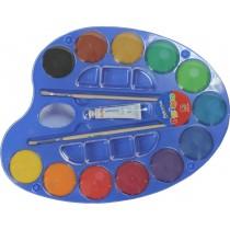 Acuarela 12 culori Primo