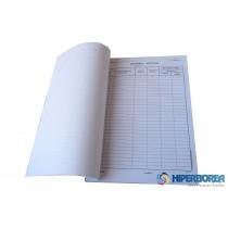 Registru inventar – copertă simplă