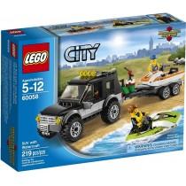 SUV cu ambarcaţiune (60058)