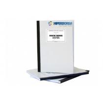 Registru matricol postliceal/maistri, coperta carton duplex