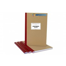Registru matricol postliceal/maistri, coperta tare-hartie