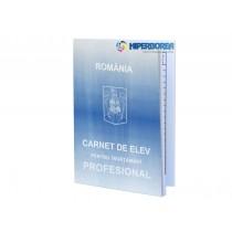 Carnet de elev pentru şcoli profesionale