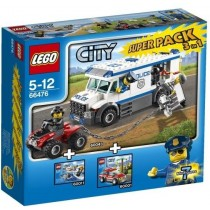 City Super Pack 3 in 1 (66476)