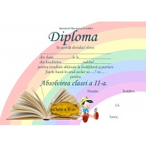 A_06 Diploma Premiu cl. a 2-a