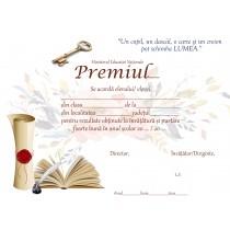 A_20 Diploma de acordare a premiului