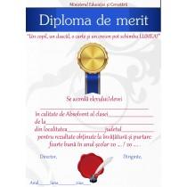 A_33 Diploma de merit
