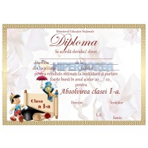 A_3 Diploma Premiu cl 1-a