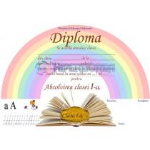 A_4 Diploma Premiu cl. 1-a