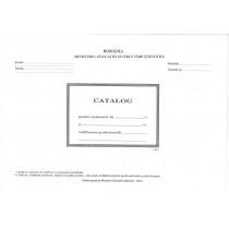 Catalog examen studii pt. inv.profesional, stagiilor de pregatire practica, a doua sansa, inv. postliceal