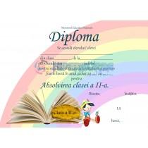 A_5 Diploma Premiu cl. a 2-a