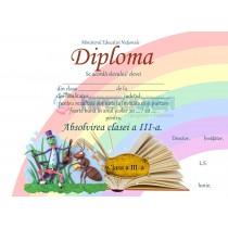 A_6 Diploma Premiu cl. a 3-a