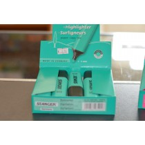 Text Marker Stanger Evidentiator, Verde