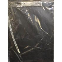 Clipboard simplu A4 rtc negru