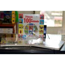 Primele 100 de animale carte+cd ed. Gama
